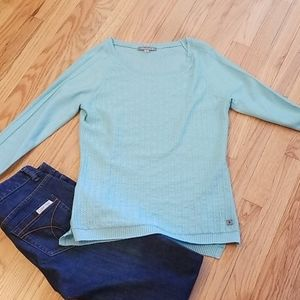 Smartwool cableknit sweater
